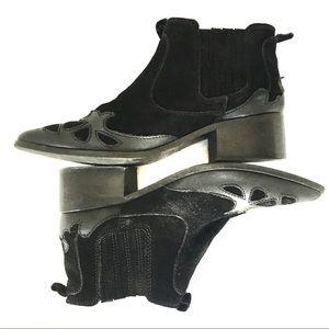 Zara Ankle Booties